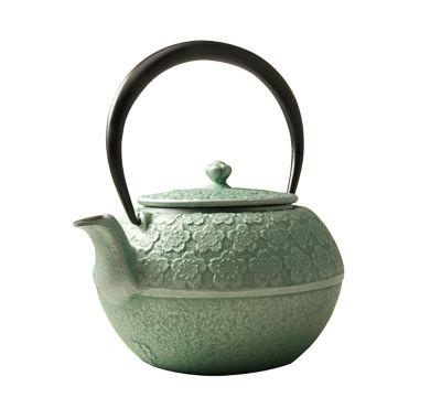 Cherry Natura Cast Iron Teapot