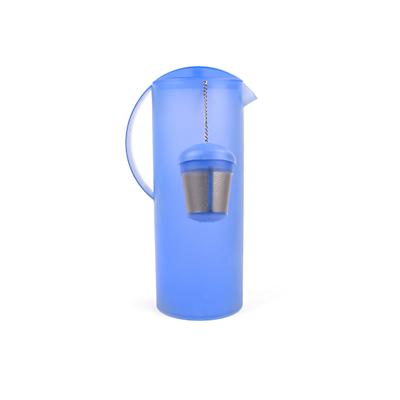 Iced Tea Pitcher Blue