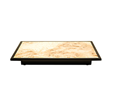 Mappa Burl Flat Serving Tray