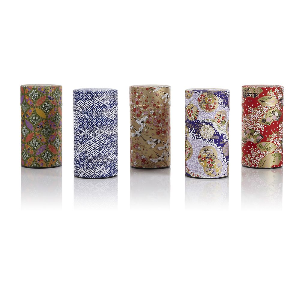 Teavana Medium Washi Tea Storage Tin, 5oz