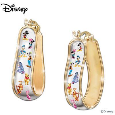 Disney Reversible Earrings