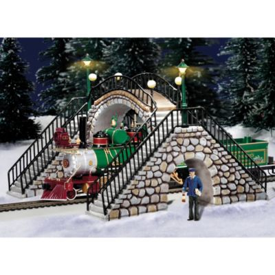 Pedestrian Crossing Train Set Accessory