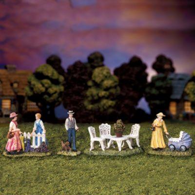 Summertime Splendor Figurines Village Accessory