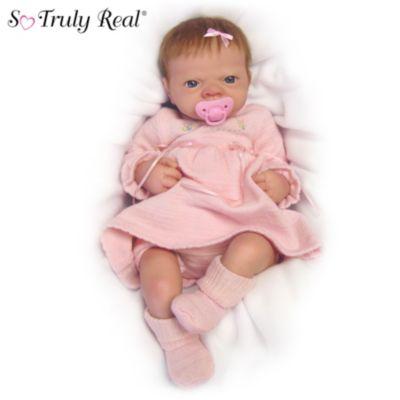 Linda Webb Baby Emily Celebration Of Life Doll