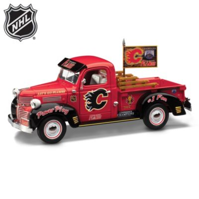 Let's Go Flames® Diecast Truck