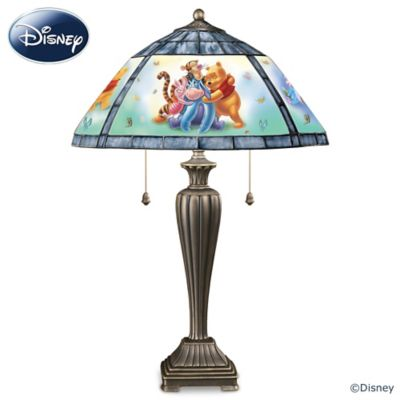 Winnie The Pooh And Friends Lamp
