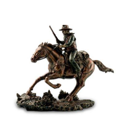 Galloping Thunder Sculpture