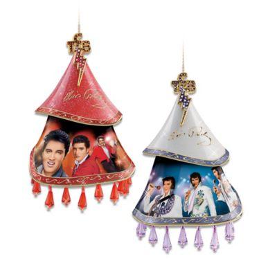 Heartbreaker And Timeless Legend Ornament Set
