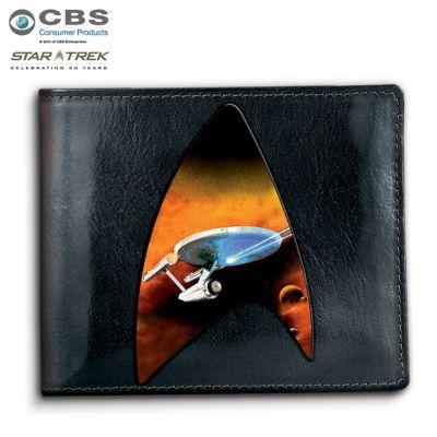 U.S.S. Enterprise Men's Wallet
