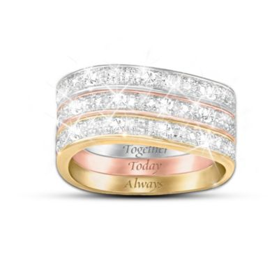 Timeless Love Diamond Ring