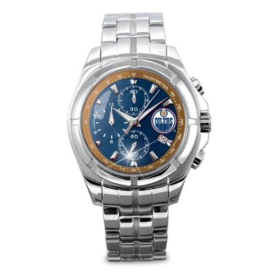 Edmonton Oilers® Men's Chronograph Watch