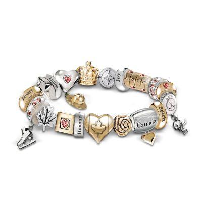 Spirit Of Canada Bracelet