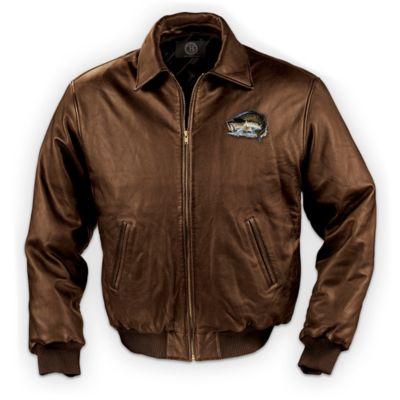 Gone Fishing Men's Jacket