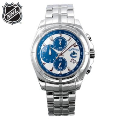 Vancouver Canucks® Chronograph Men's Watch