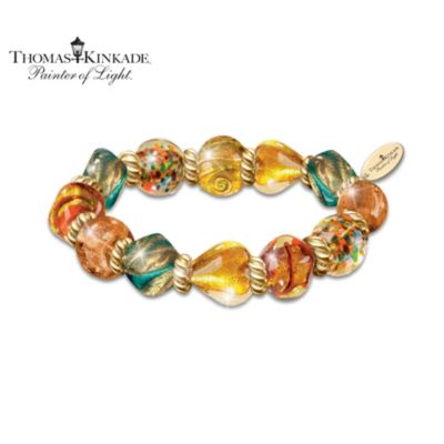 Thomas Kinkade Colors Of Venice Bracelet