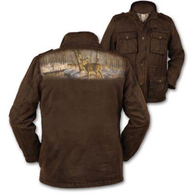Northwoods Terrain Men's Jacket