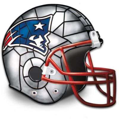 New England Patriots Lamp