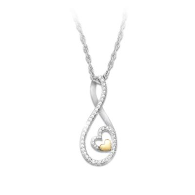 Forever Loved Pendant Necklace