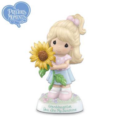 Precious Moments Granddaughter, You Are My Sunshine Figurine