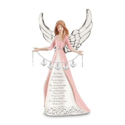 Darling Granddaughter, I Wish You Figurine