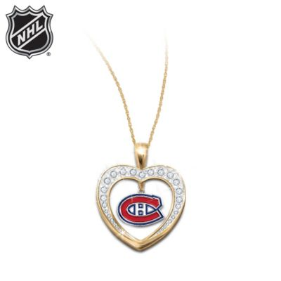 NHL® Montreal Canadiens® Pendant Necklace