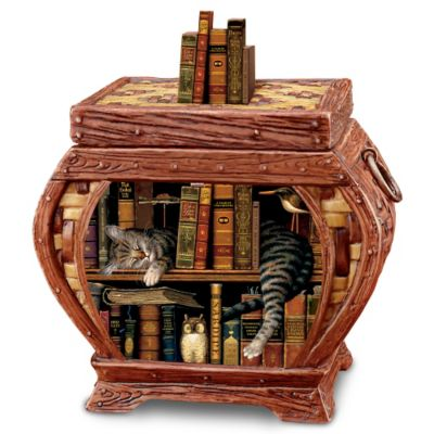 Frederick The Literate Music Box
