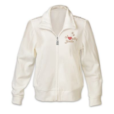 Doggone Cute Yorkie Women's Jacket