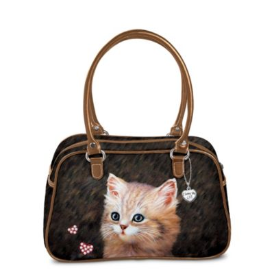 Paws-itively Loveable Handbag