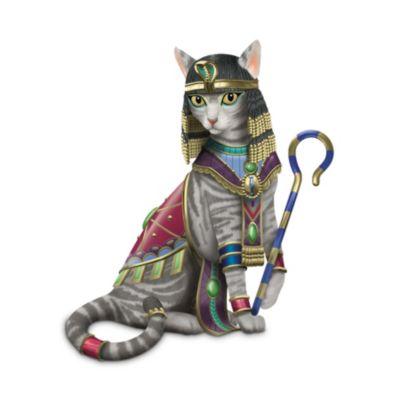 Cleo-CAT-tra Figurine