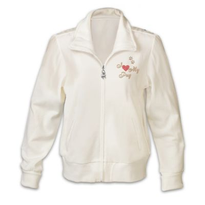 Doggone Cute Pug Women's Jacket