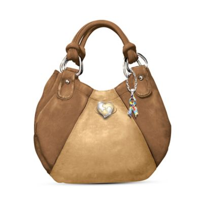 Autism Awareness Handbag