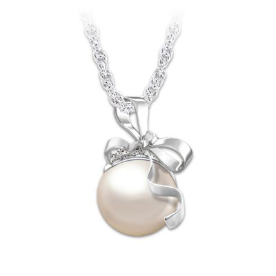 Granddaughter, Today Is A Gift Pendant Necklace