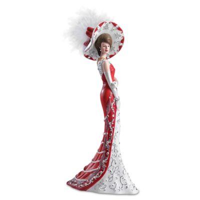 Lady True North Figurine