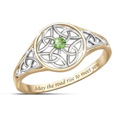 Celtic Beauty Ring