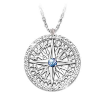 True North Diamonesk Pendant Necklace