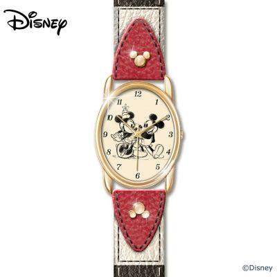 Disney Timeless Love Women's Watch