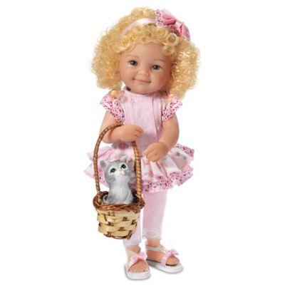 Love Is A Four Legged Friend Child Doll
