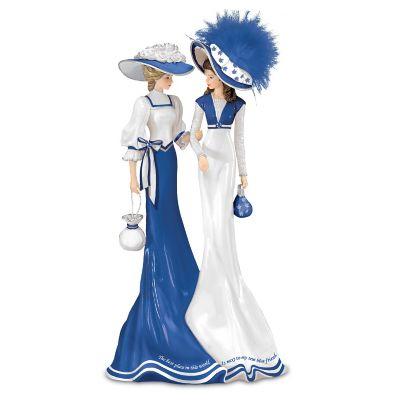 True Blue Friend Figurine