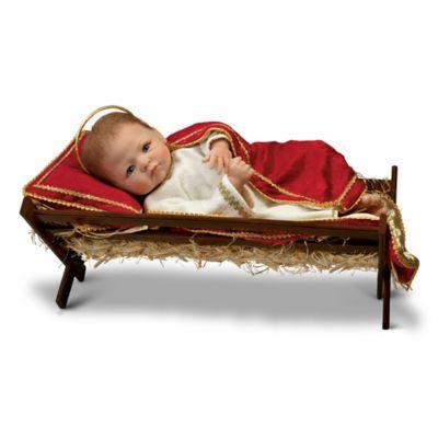Jesus, The Saviour Is Born Baby Doll