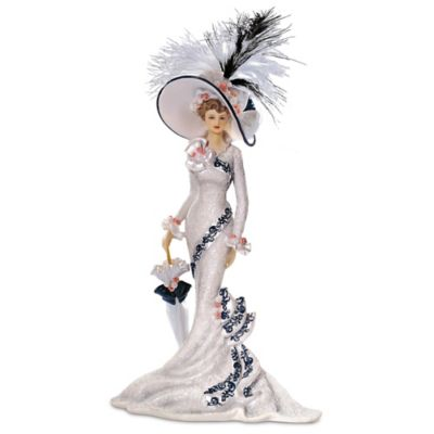 Afternoon At Ascot Figurine