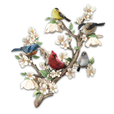 Garden Delights Wall Decor