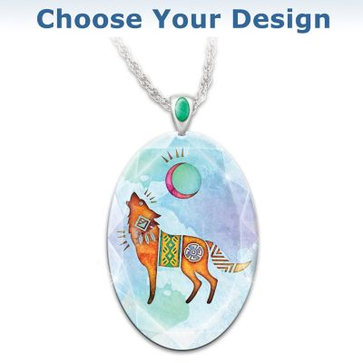 Spirit Animal Pendant Necklace