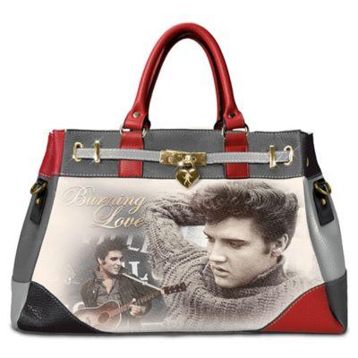 Burning Love Handbag