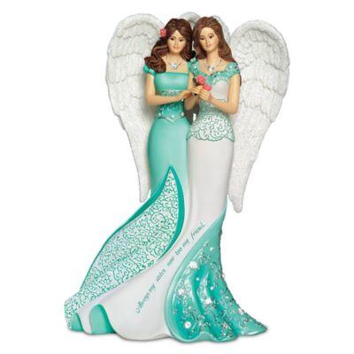 Always My Sister, Now Too My Friend Figurine