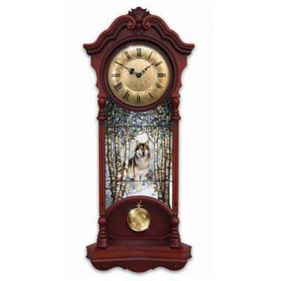 Noble Spirits Wall Clock