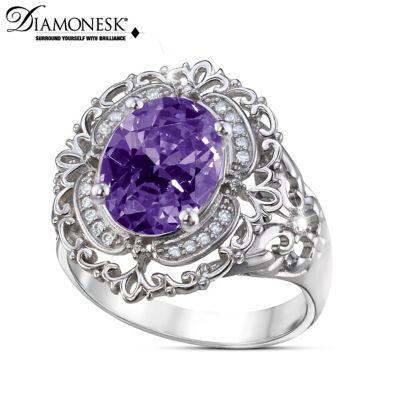 Sovereign Elegance Ring