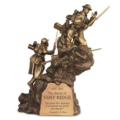 The Battle of Vimy Ridge Sculpture