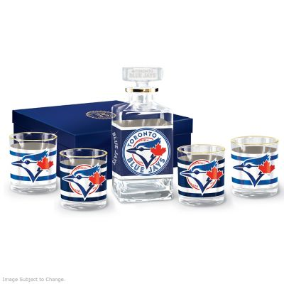 Toronto Blue Jays Legacy Decanter Set