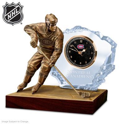 Montreal Canadiens® Clock