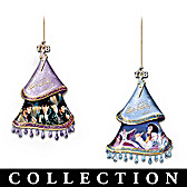 Elvis, A Shimmering Legacy Ornament Collection: Sets Of Two